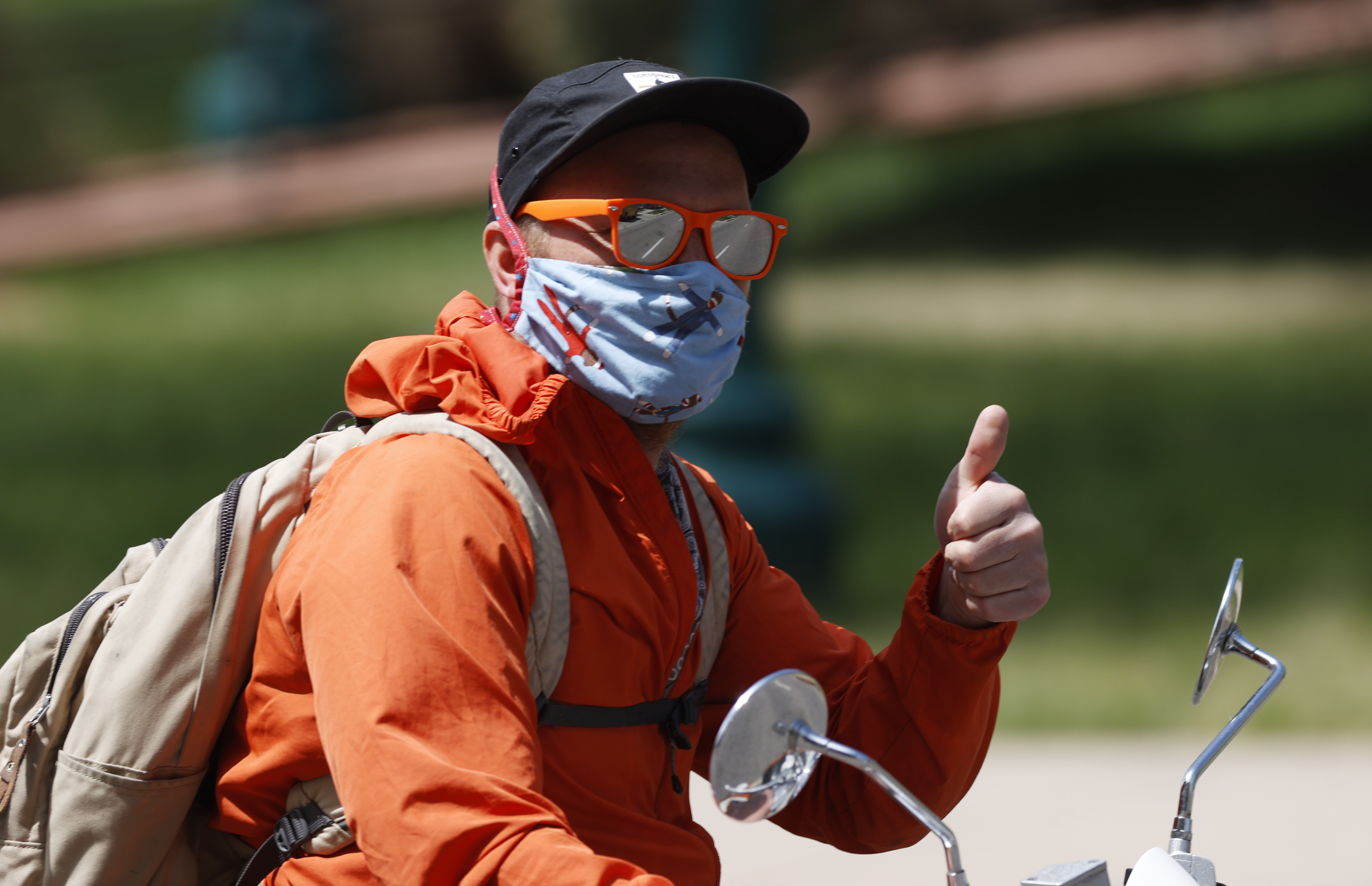 As Denver Makes Wearing Masks Official Some Residents Hope Public Health Order Goes Smoothly