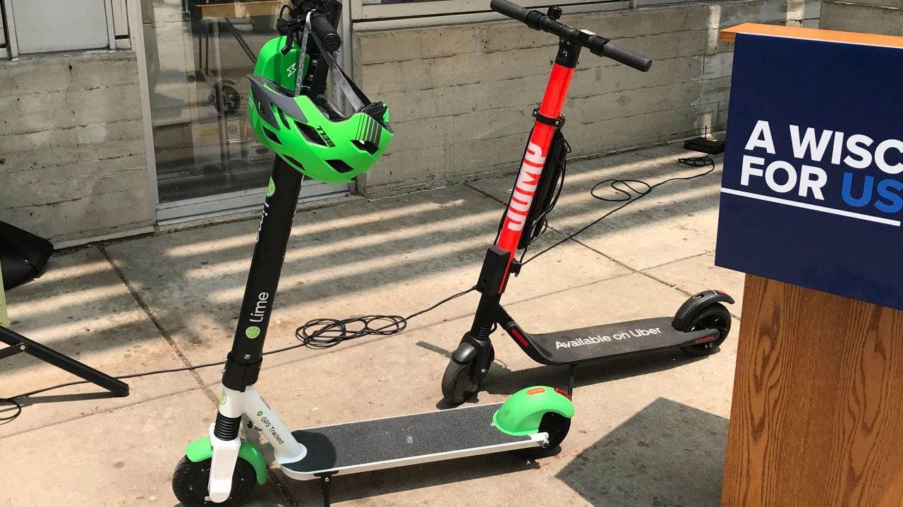 City declines applications from additional electric scooter