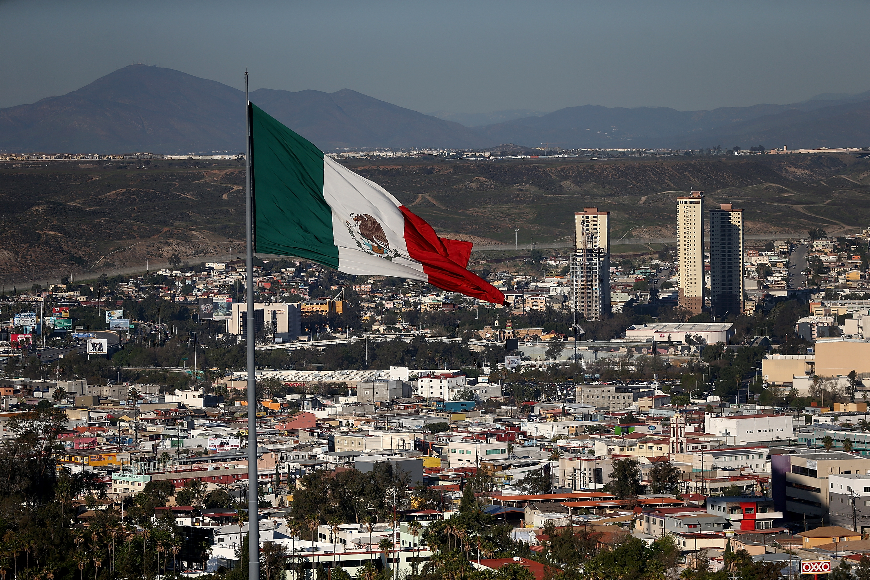 Tijuana ranked most dangerous city in the world as spring break approaches