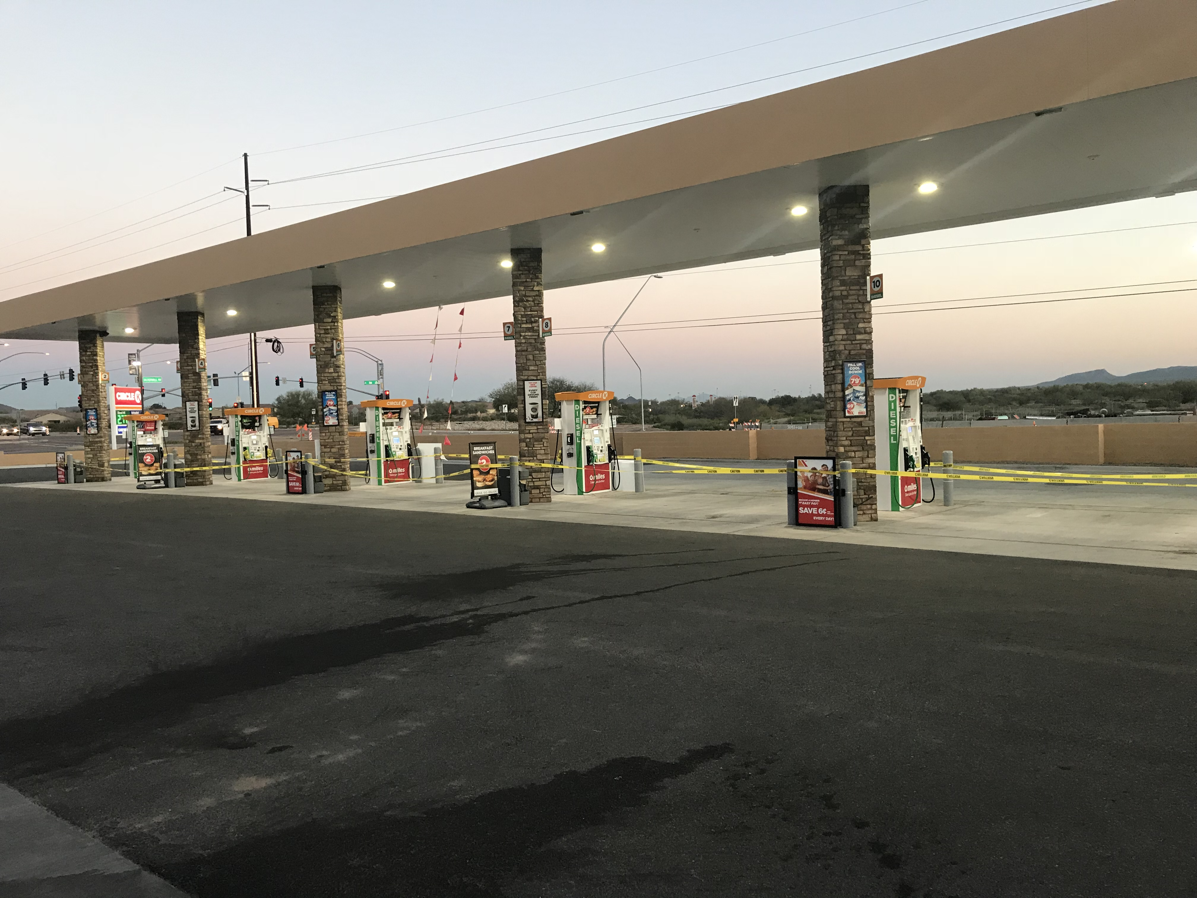 Circle K: 'Several days' before Arizona stations are back to