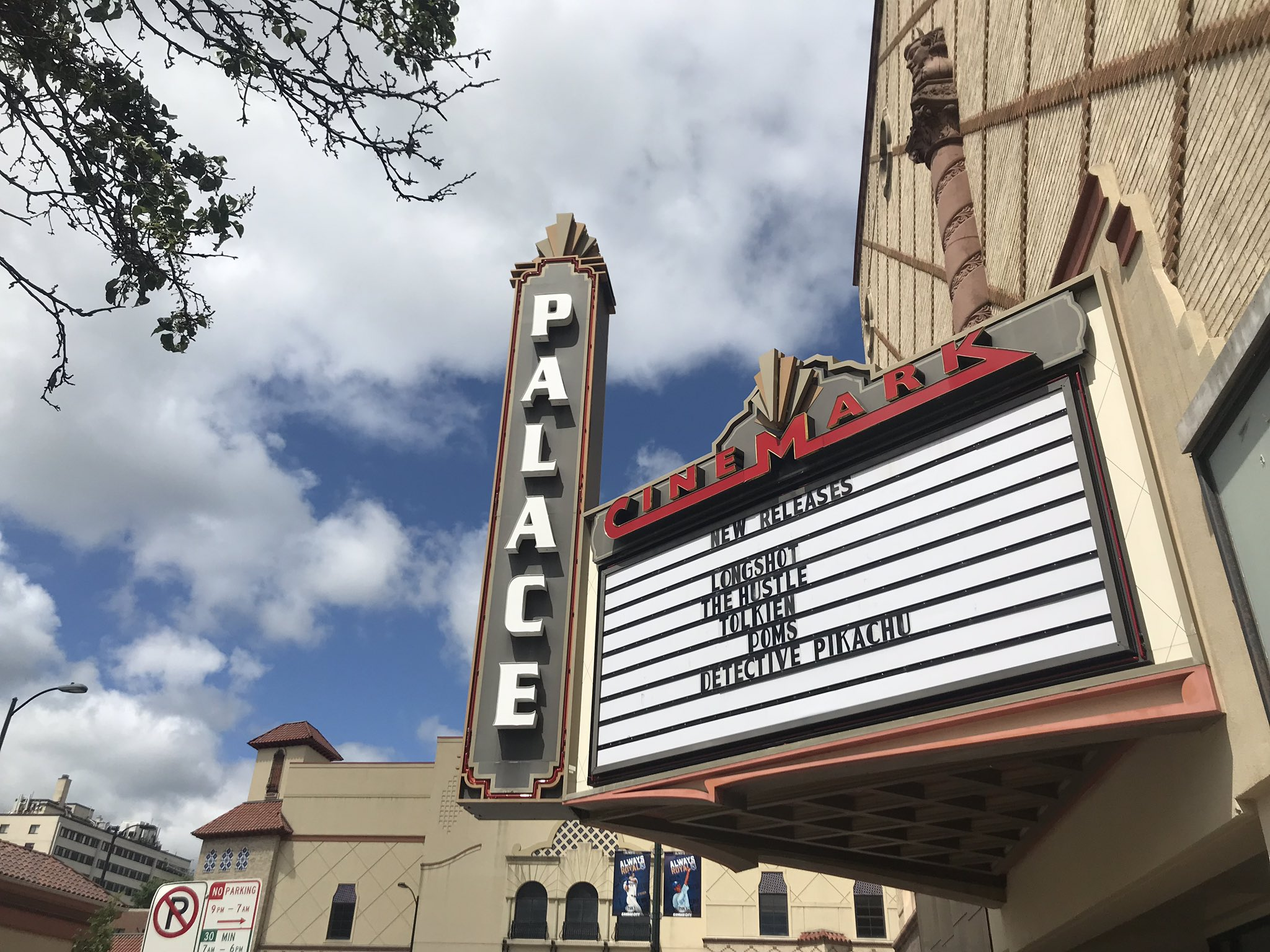 Curtains close for good at Cinemark Palace at the Plaza