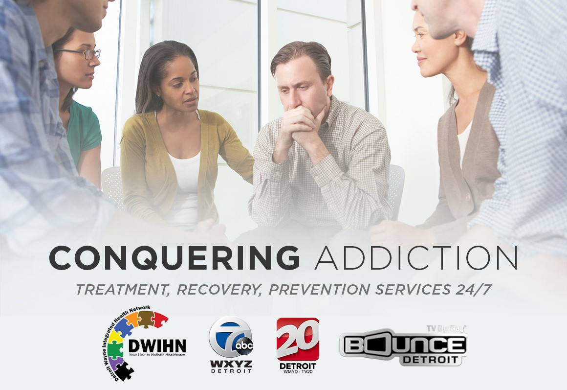 Conquering Addiction: Help is available from Detroit Wayne Mental Health Authority