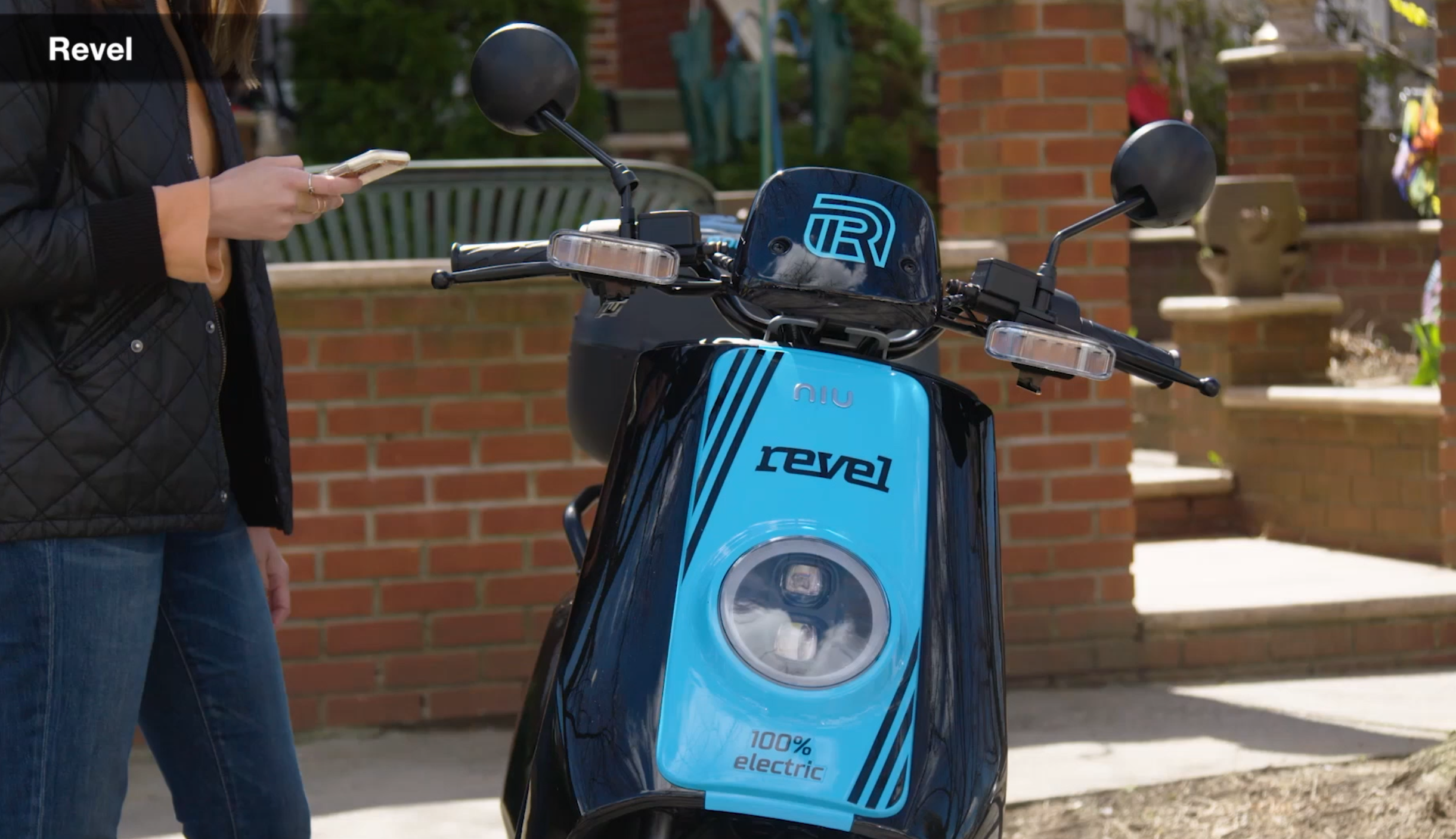 New on-demand transportation popping up in cities: electric