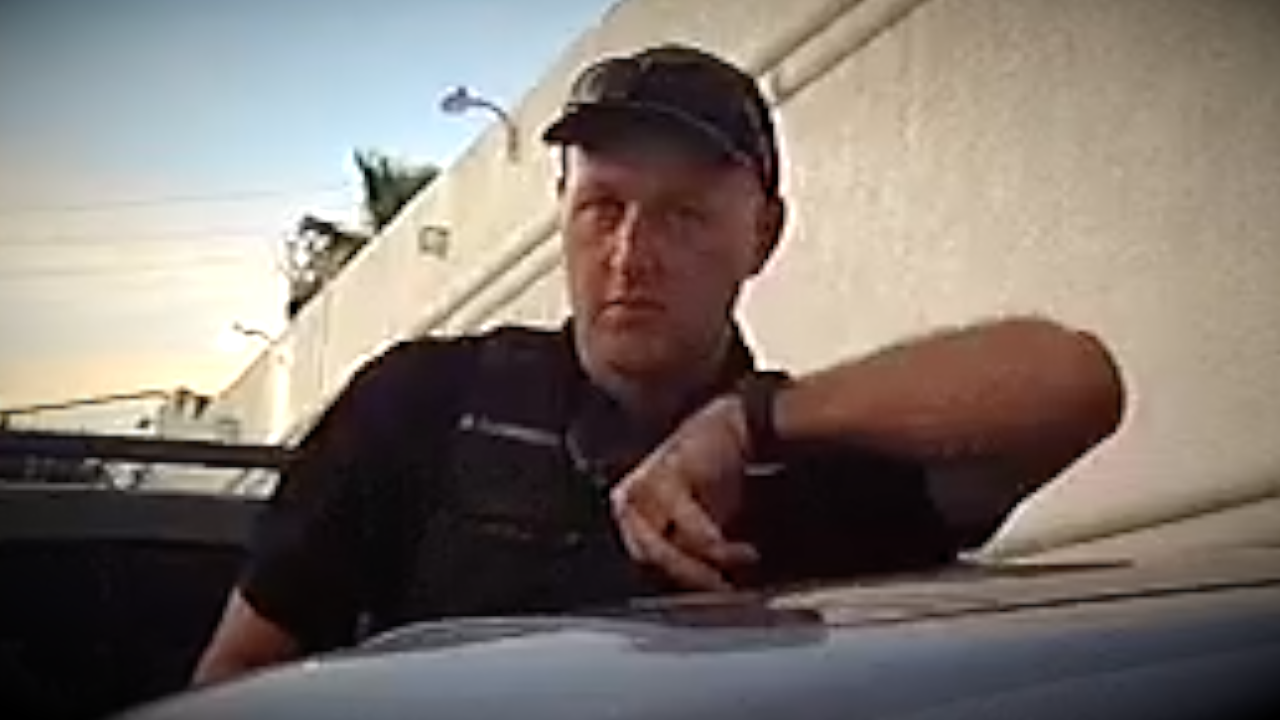 Abuse of Force: Body camera video shows man tased 11 times