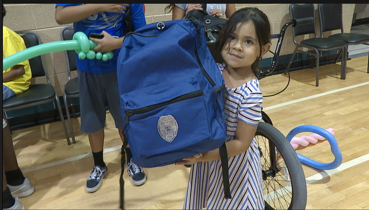 Get Free Backpack Giveaway 2020 Las Vegas Pictures