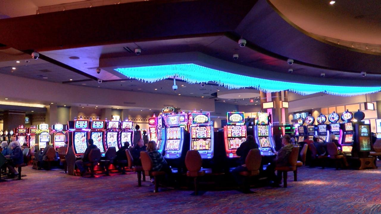 salamanca casino employment