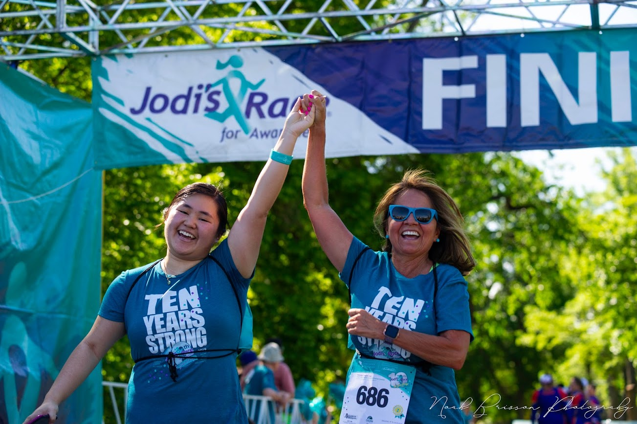 Jodi S Race Goes Virtual To Raise Funds For Colorado Ovarian Cancer Alliance