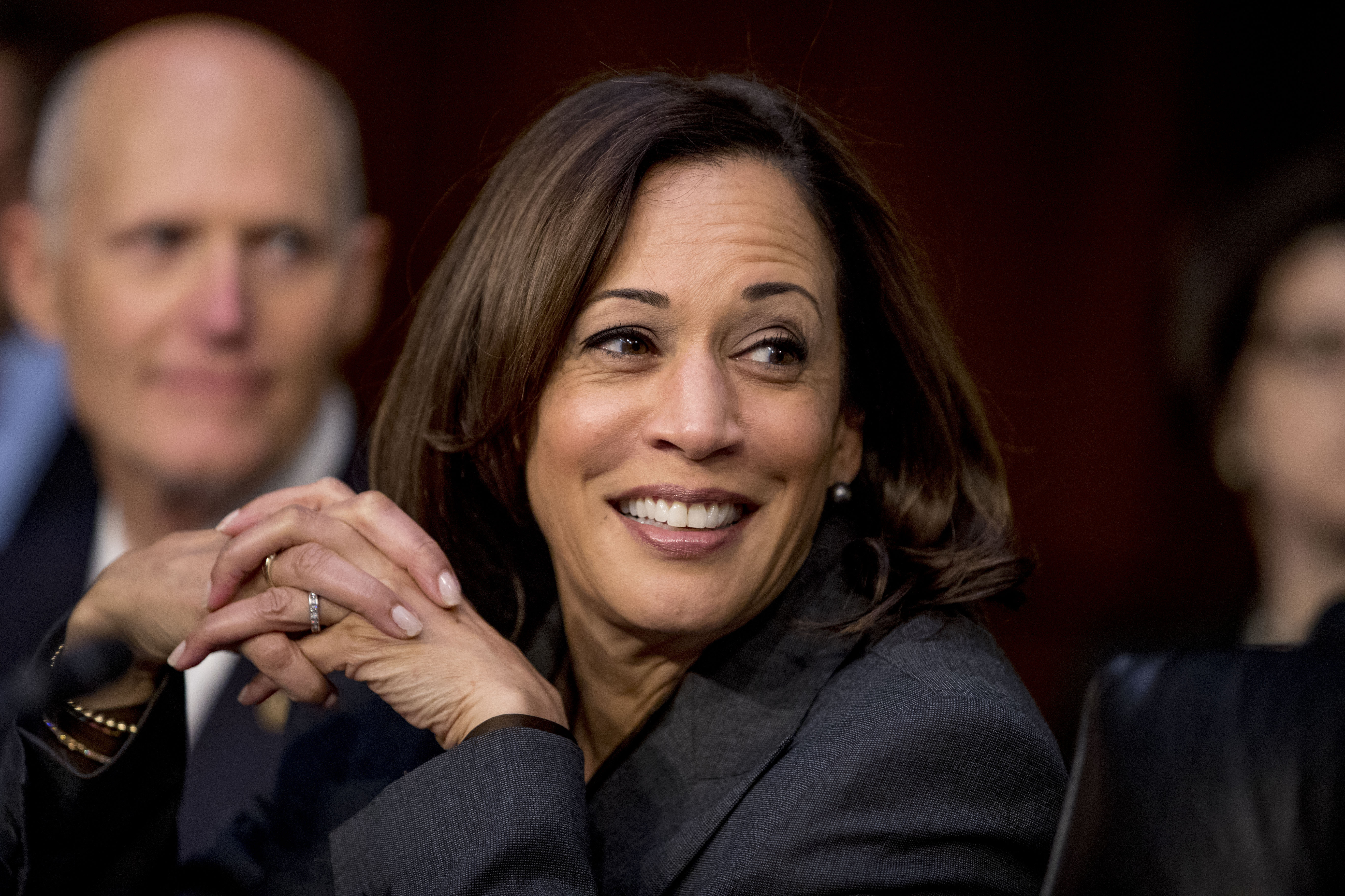 Trump Credits Lawyer Who Said Kamala Harris 55 A Us Citizen At Birth Isn T Eligible To Be Vp