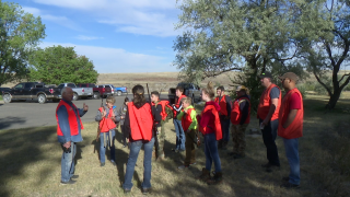Hunter safety taught in Great Falls