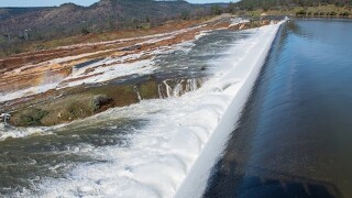 California ordering state spillways checks after dam crisis