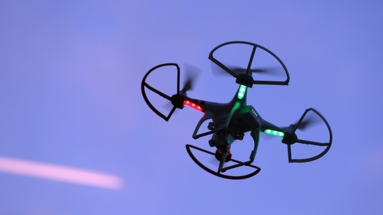 FAA approves NFL teams to film with drones