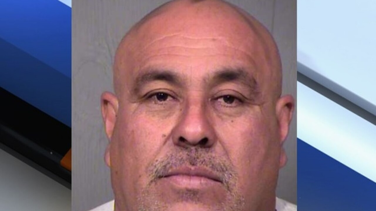 PD: Phoenix robbery suspect caught after leaving cell phone at scene