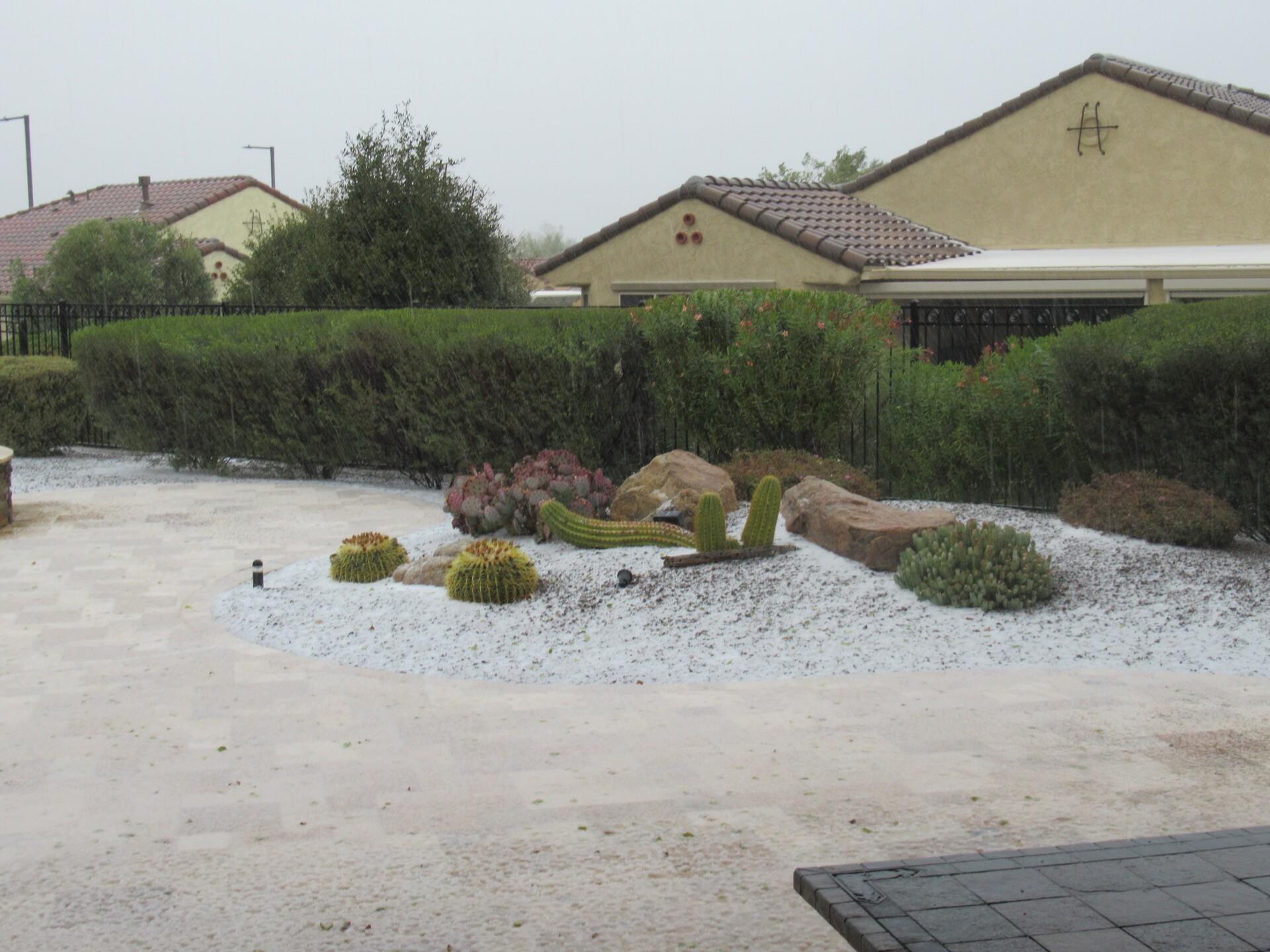 Hail in Sun City BOB SANS.JPG