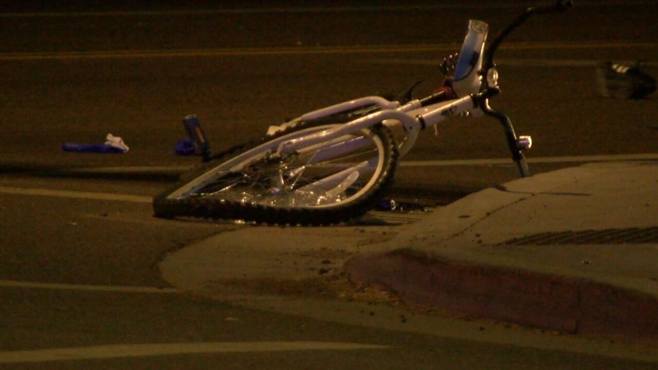 Bicyclist hit and killed near 32nd Street and Broadway