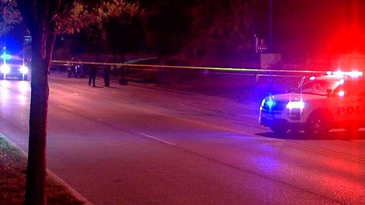 PD: Homeless man shot in Riverview Park