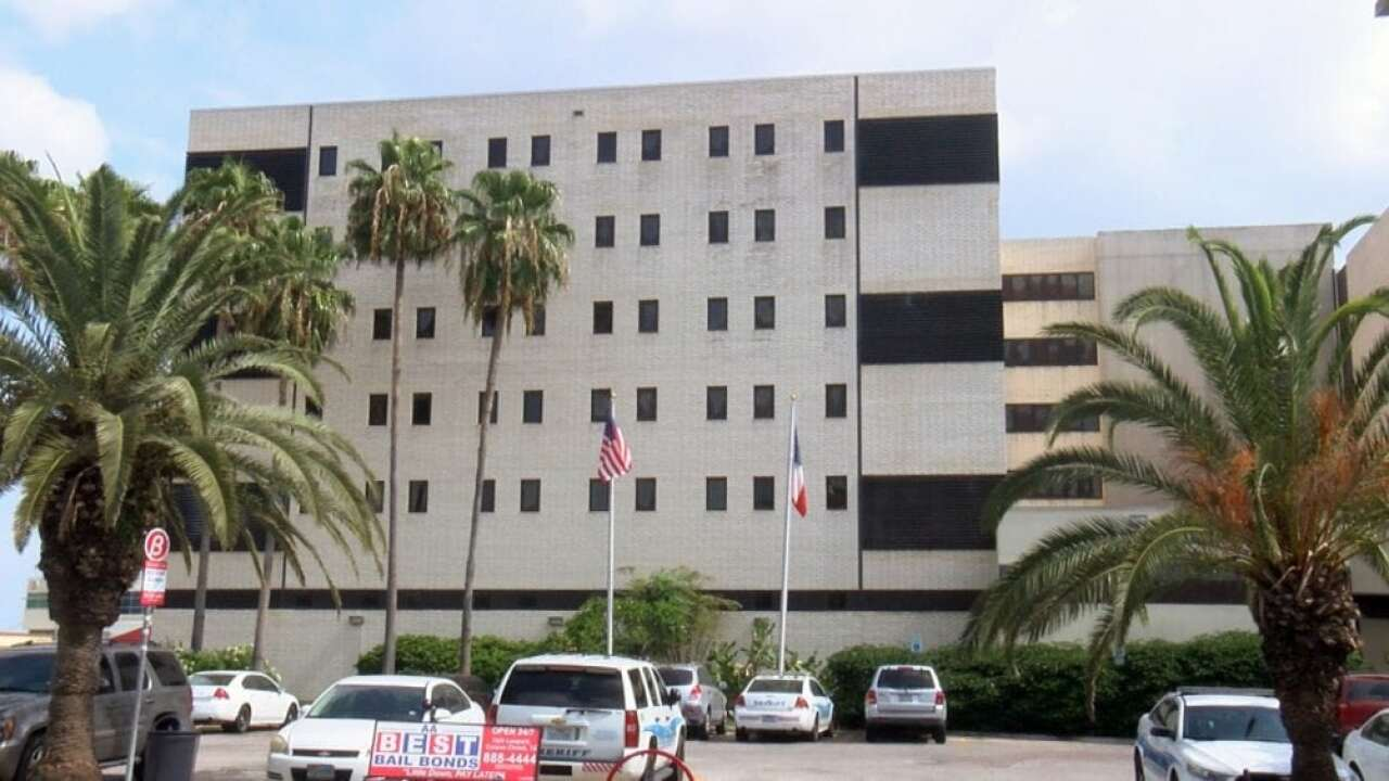 COVID-19 impacting Nueces County jail