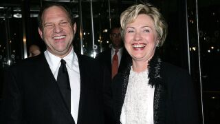 Hillary Clinton defends her association with Harvey Weinstein: 'How could we have known?'
