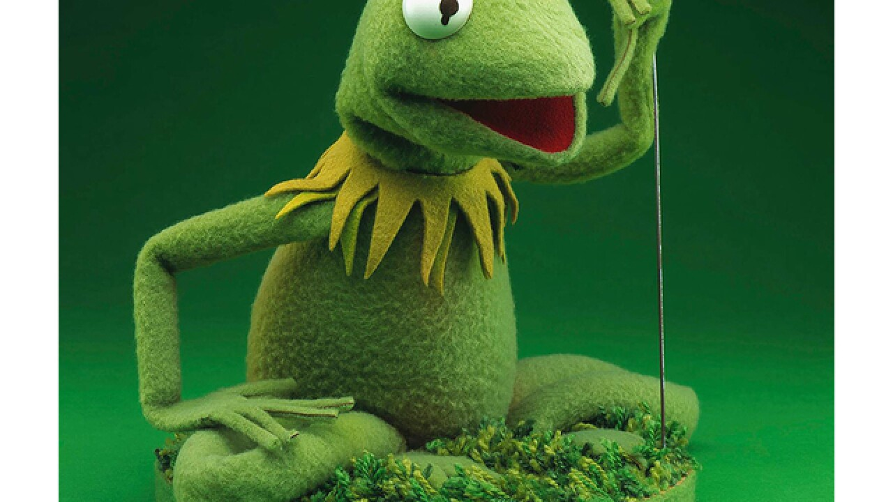 Fact: Kermit the Frog lives in Detroit