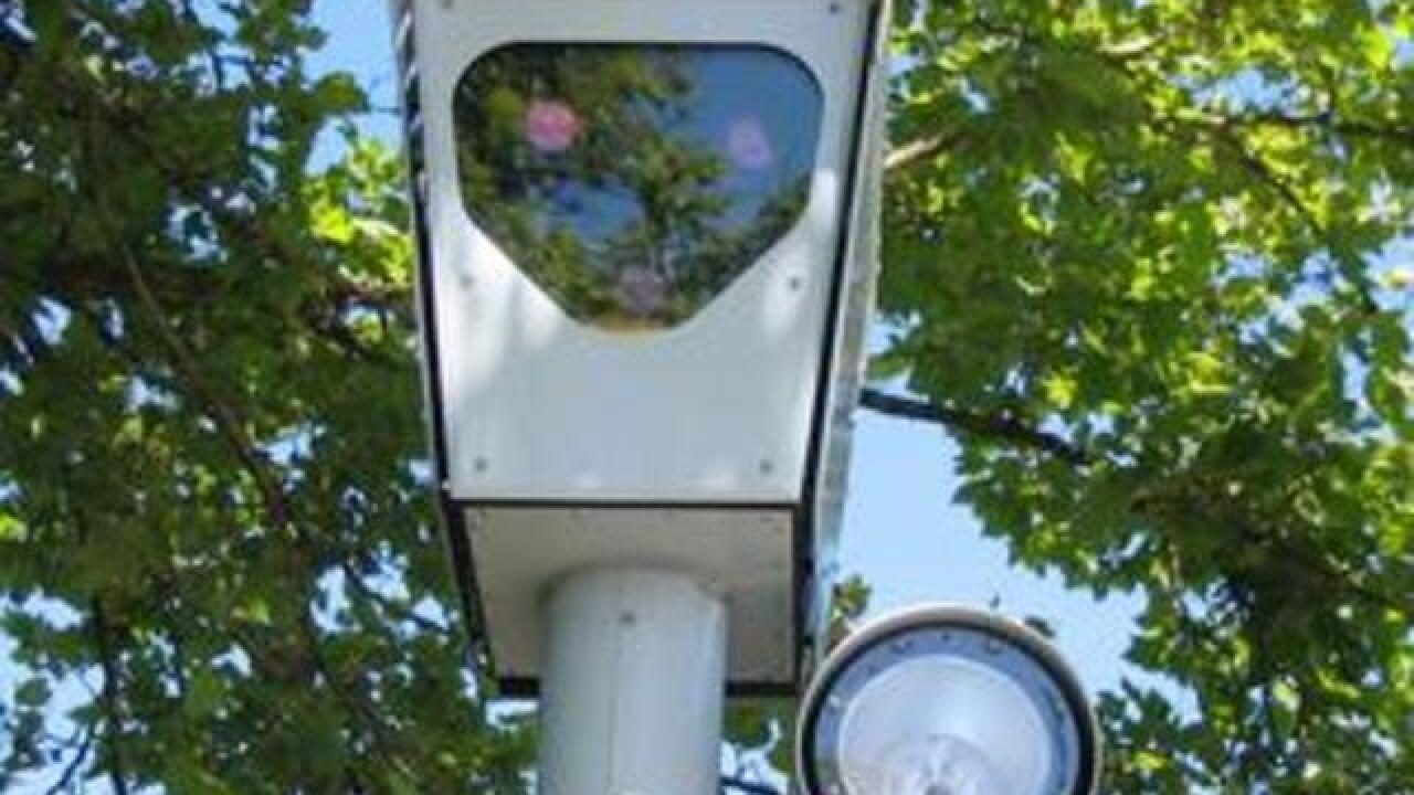 New Orleans police camera causing speeding tickets to be issued to parked cars