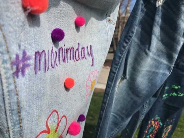 On April 24, many people across the world will wear jeans with a purpose, support survivors, and educate themselves and others about all forms of sexual violence. Marquette University has denim all over campus.