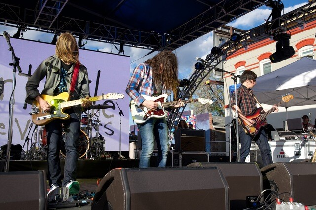 Project Pabst packs Larimer Street with Music