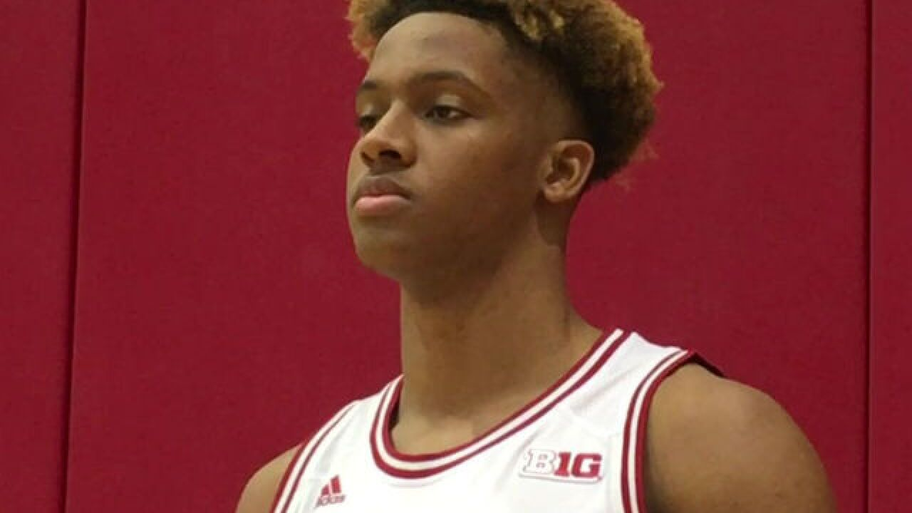 Romeo Langford walks into prime role as Indiana University Hoosiers begin new season