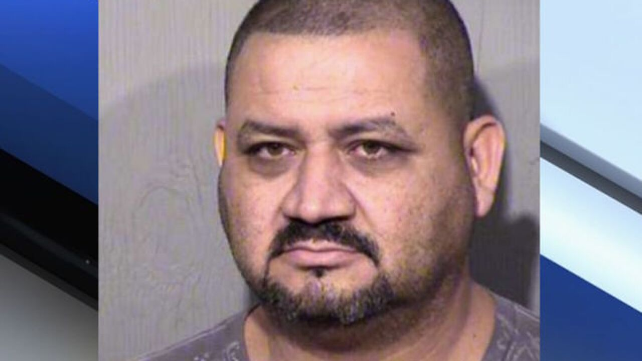 Two suspected north Phoenix drug dealers arrested in bust