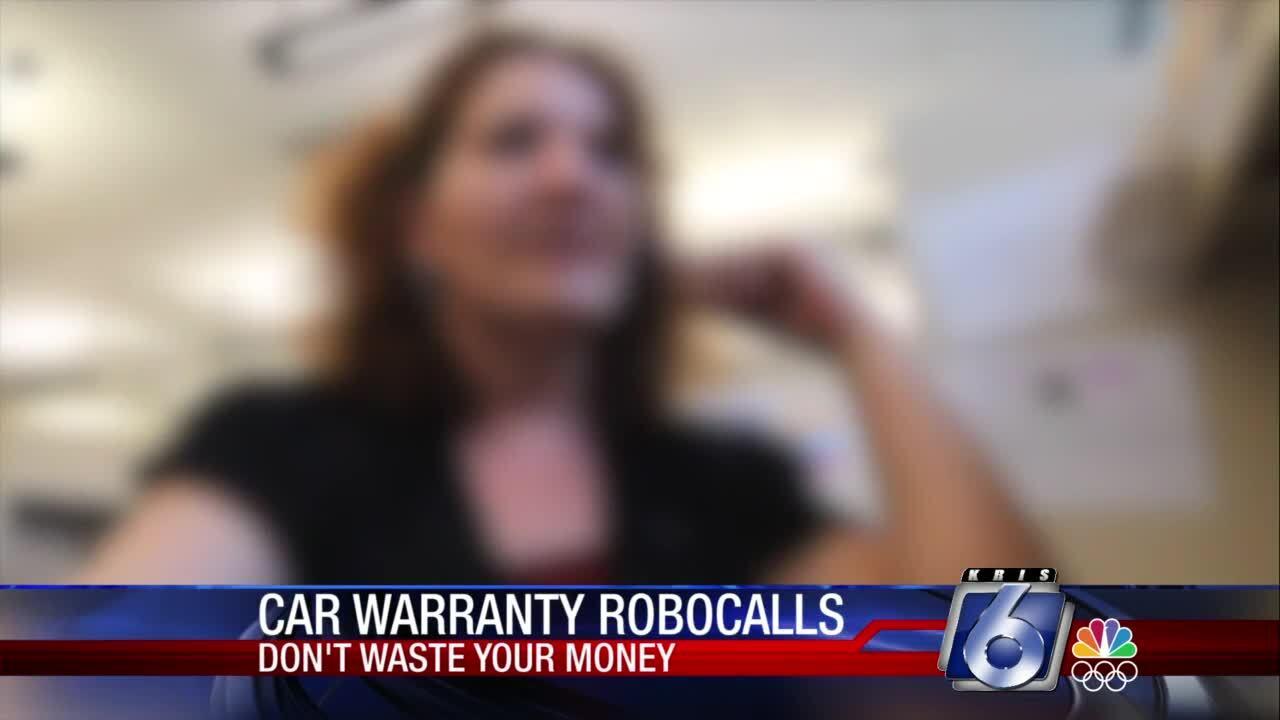 DWYM: Silencing those unwanted car warrant robocalls