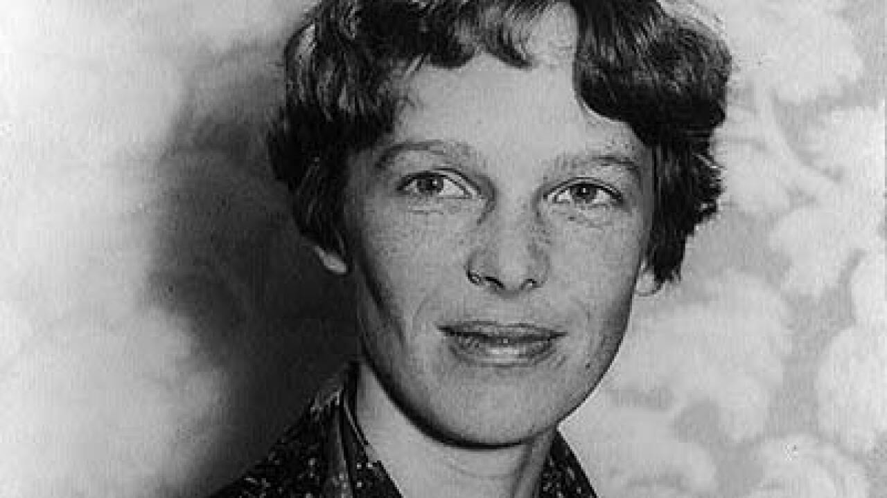 Photo may be key to finding what happened to aviator Amelia Earhart
