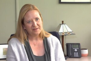 Yellowstone County in-house counsel Jeana Lervick works to ensure businesses are complying with COVID