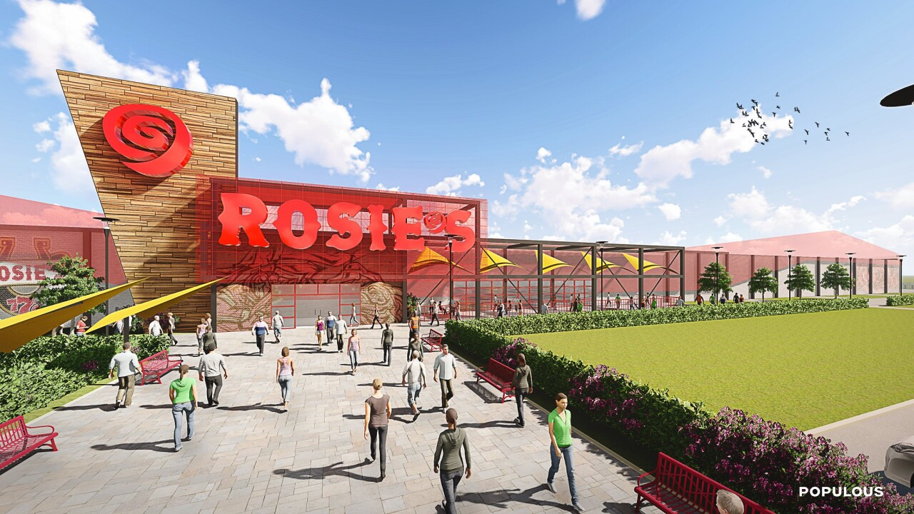 Horse racing returns as Rosie's gaming parlors open in Virginia