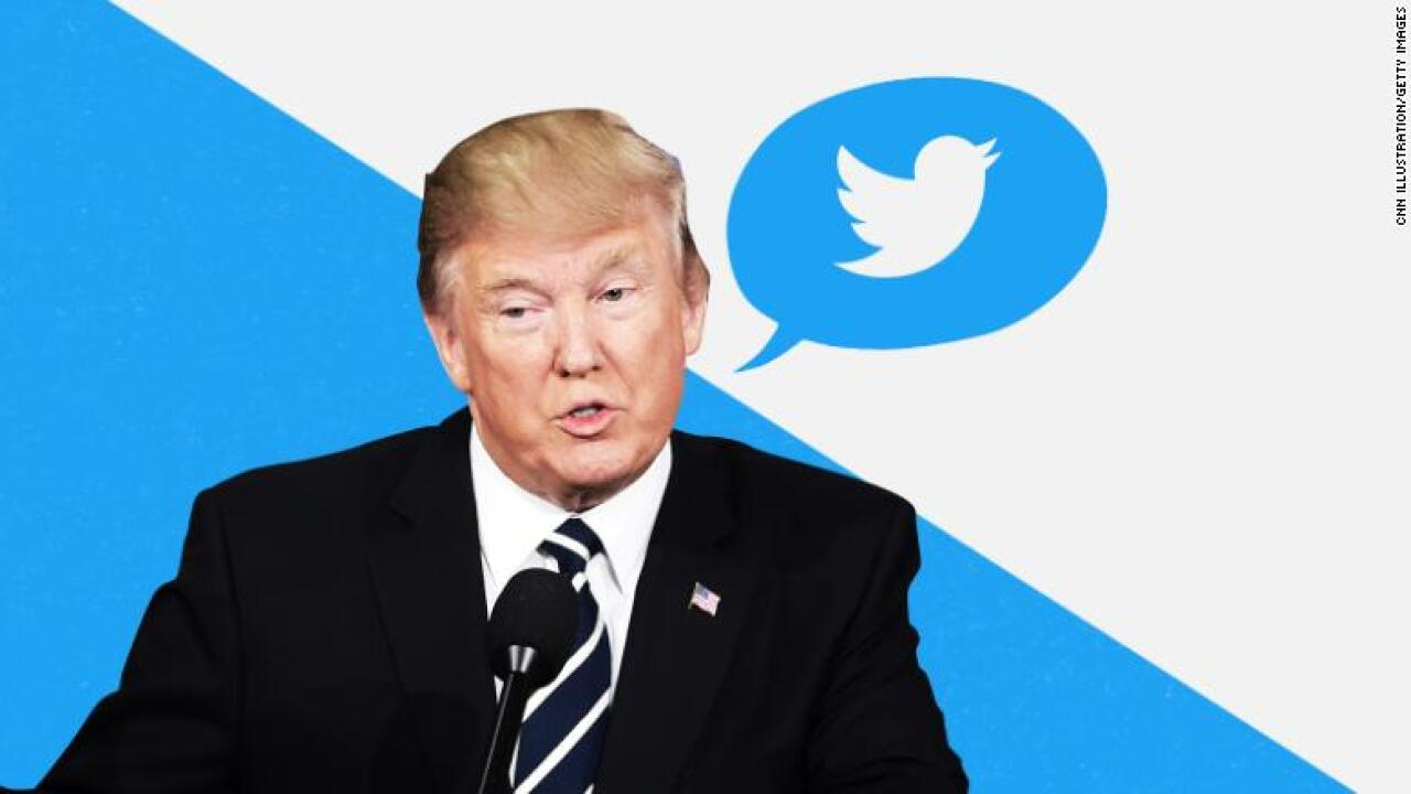 Trump can't block users on Twitter, federal judge rules