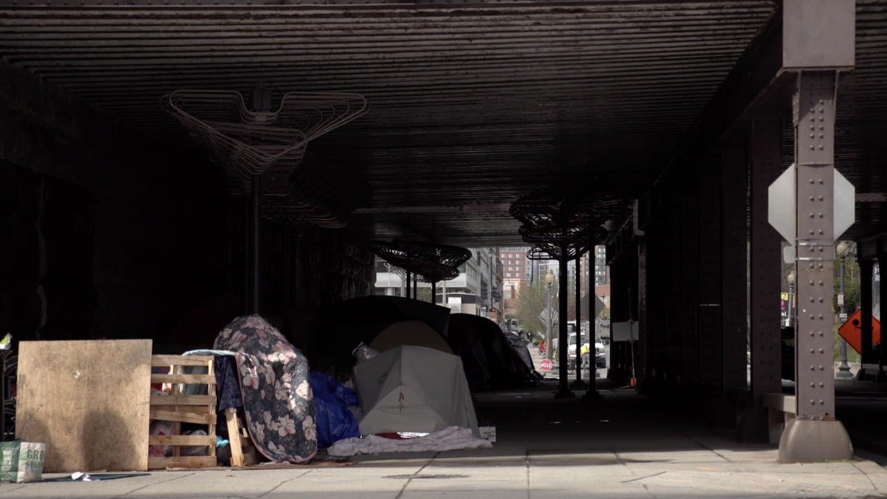 Coronavirus pandemic creating more challenges for those who are homeless