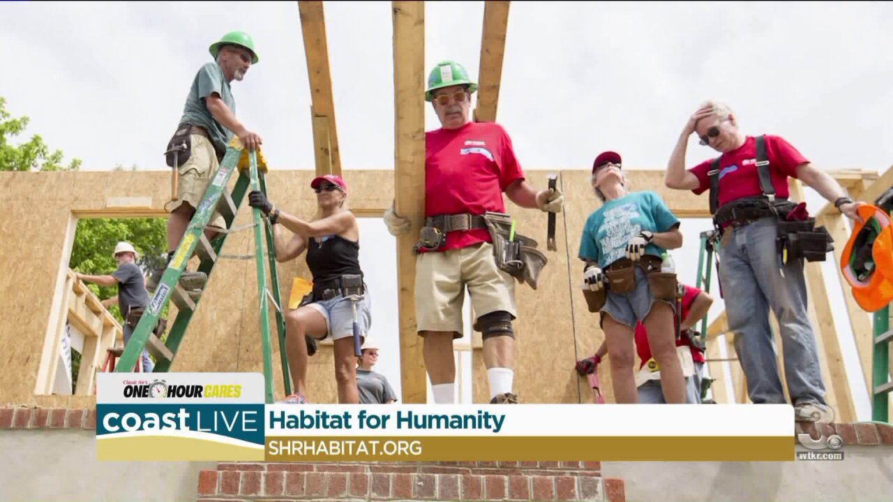 How Habitat for Humanity works in South Hampton Roads on CoastLive