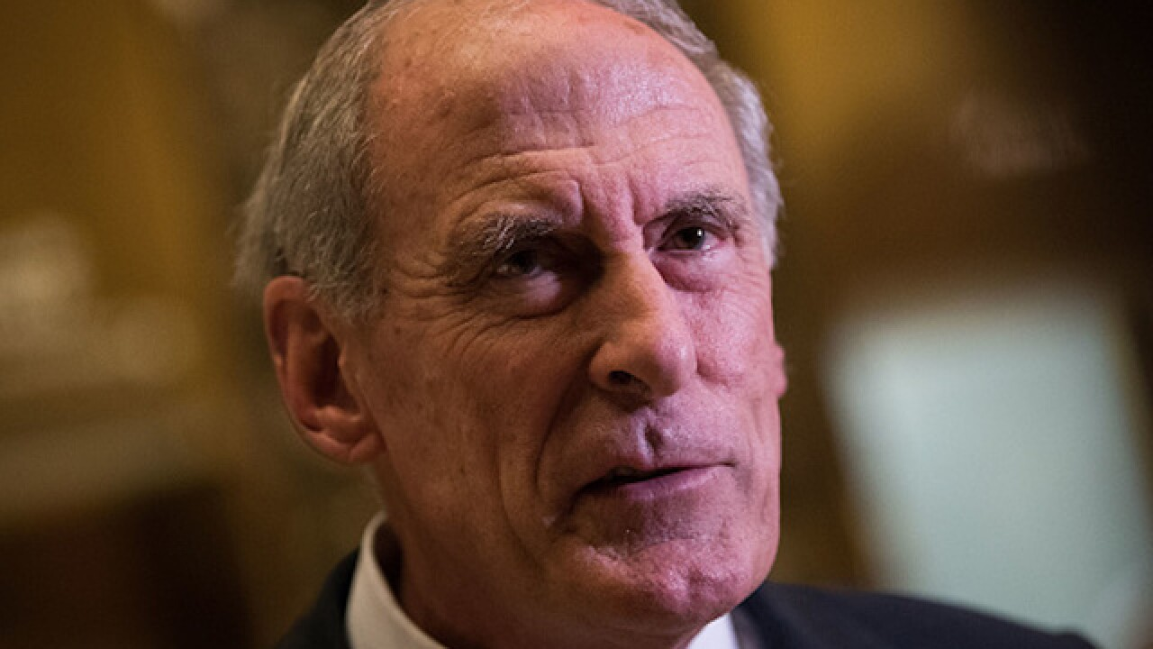 Trump picks Sen. Dan Coats for director of national intelligence