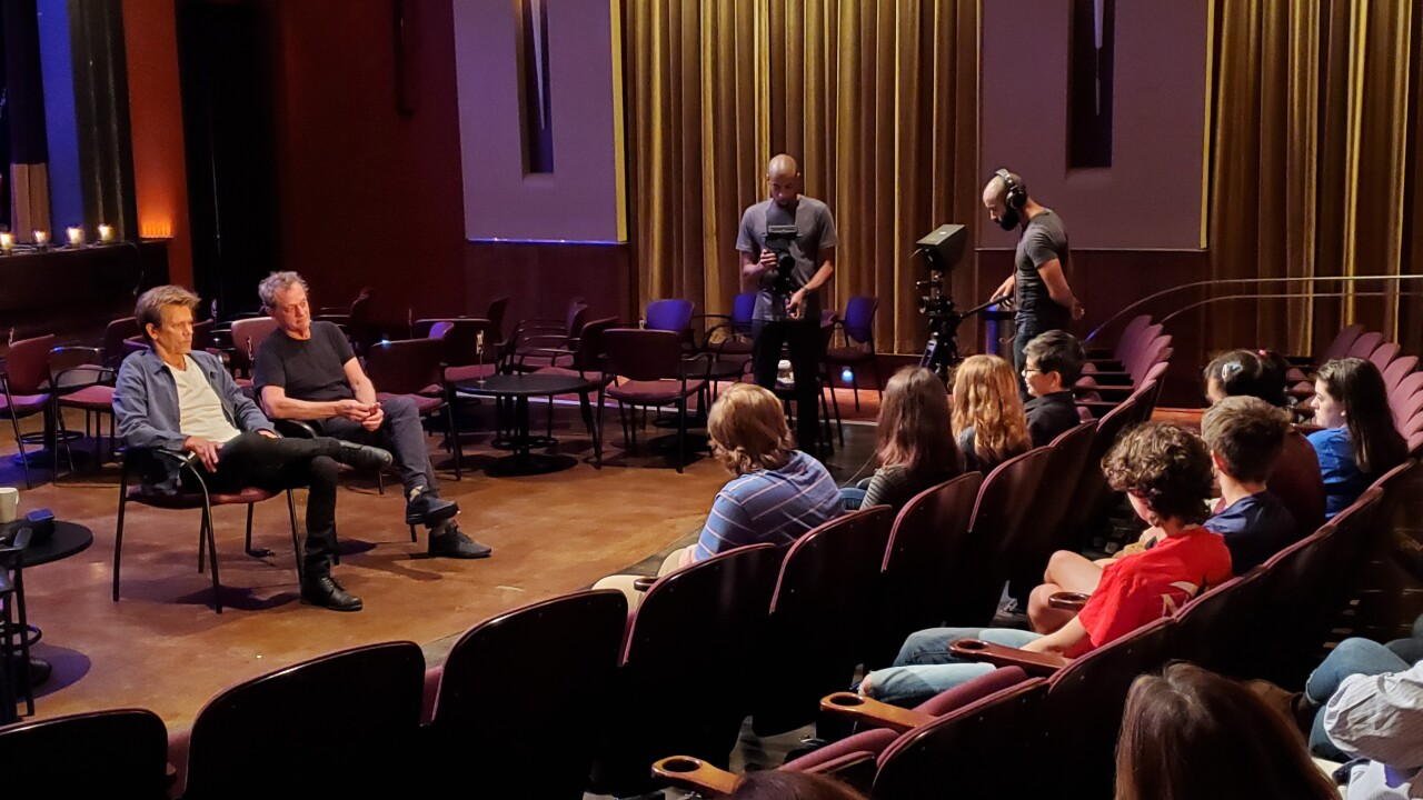 The Bacon Brothers talk music education with Nashville students