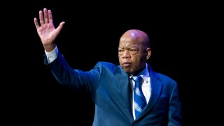 Rep. John Lewis to lie in state in Capitol rotunda