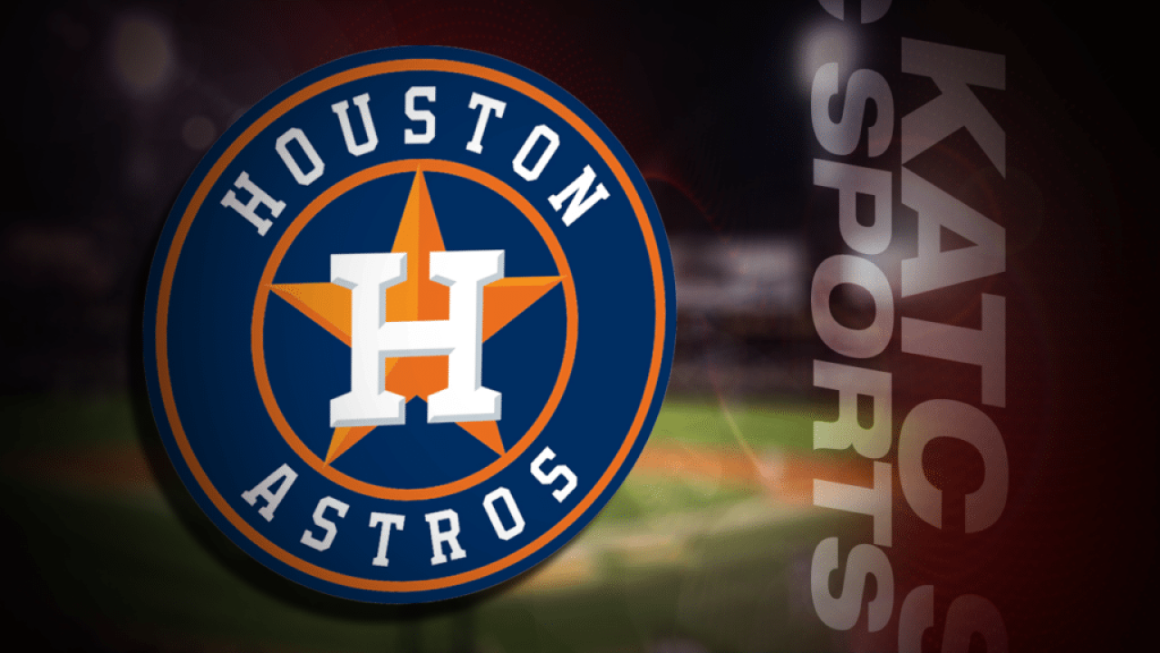 Astros fall to Orioles 4-1