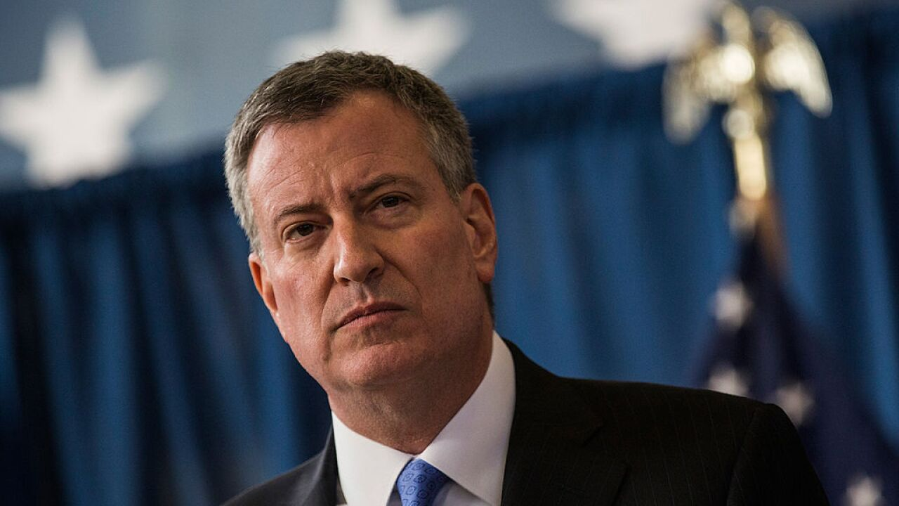 New York mayor promises to shift funding away from NYPD and toward youth services, social programs