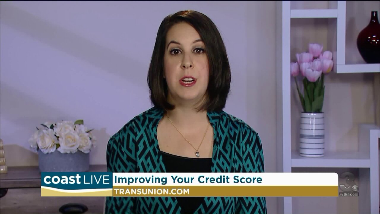 Taking control of your credit score on Coast Live