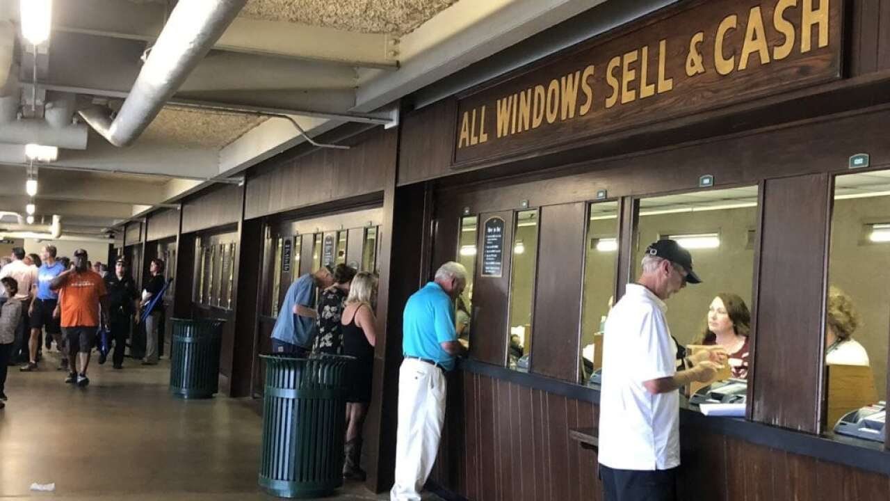 Opening Day At Keeneland