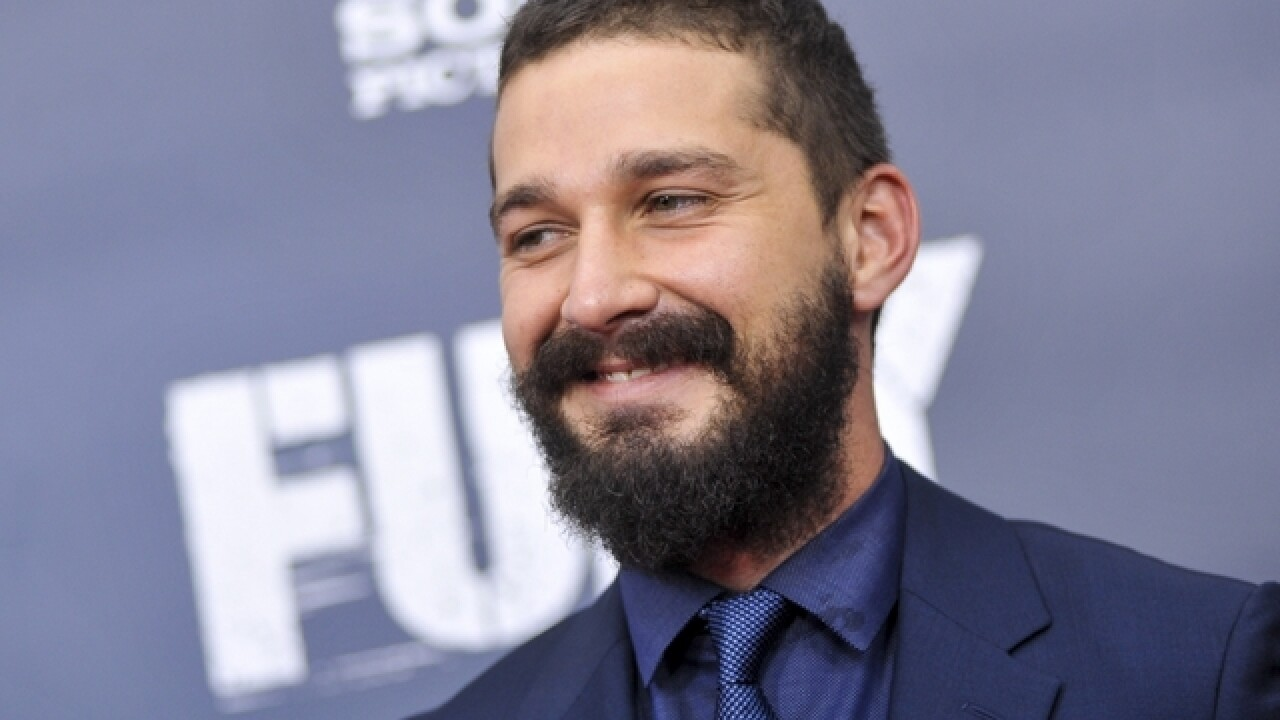 Shia LaBeouf tweets another Colorado location