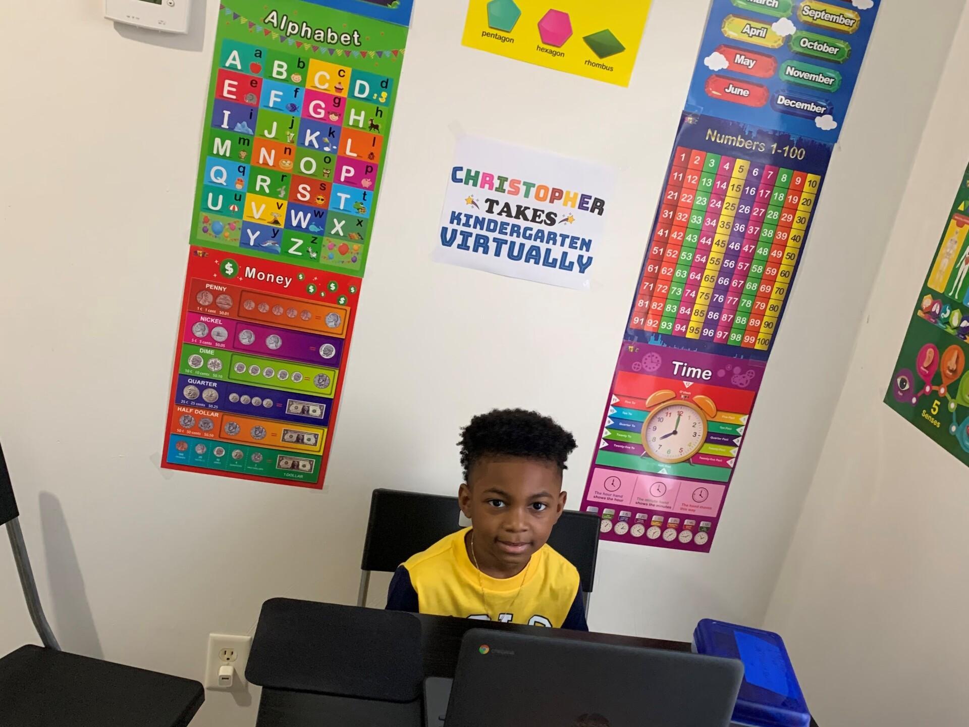 Christopher Woodard III, Camelot Elementary.jpg