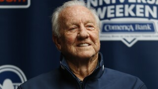Detroit Tigers Legend Al Kaline dies at the age of 85