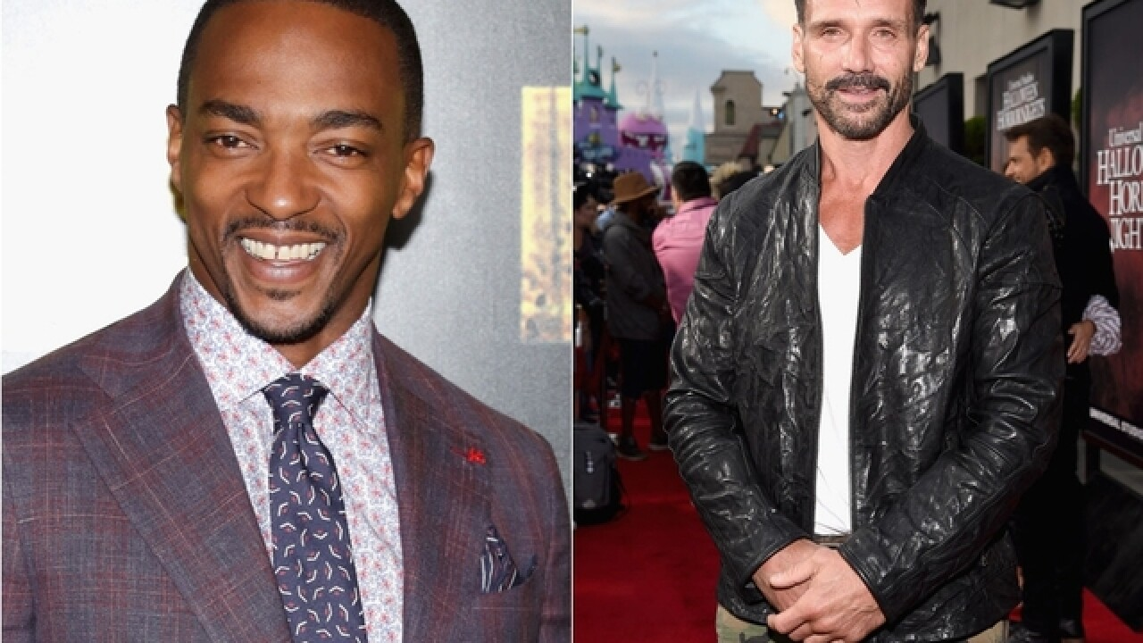 Actor Anthony Mackie and director enjoy Cincinnati before 'Point Blank' movie shoot begins