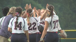 LCA softball wins first playoff game in program history