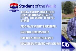 Student of the Week: David Durgan