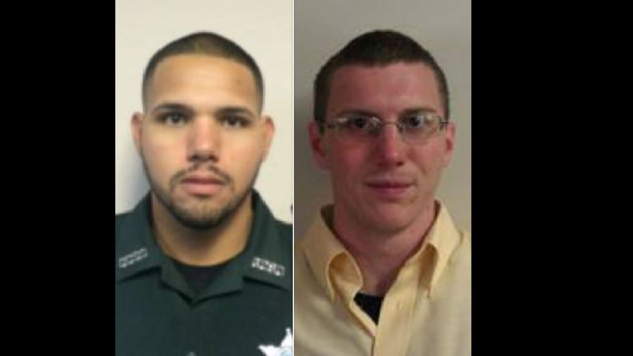 Two Gilchrist County deputies killed at Trenton restaurant have been identified