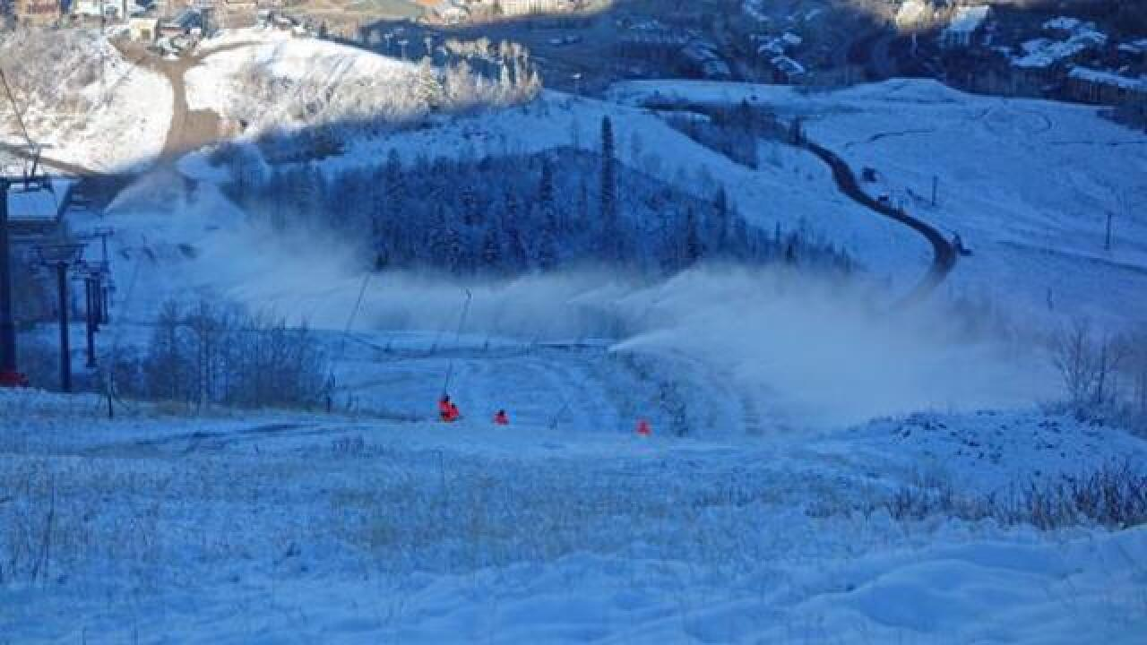 Skier dies after collapse in Steamboat Ski area