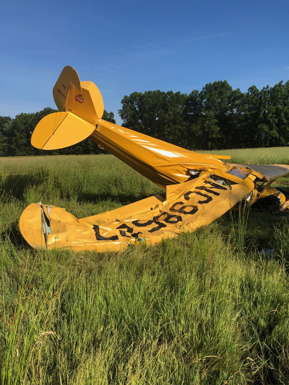 Elyria plane crash